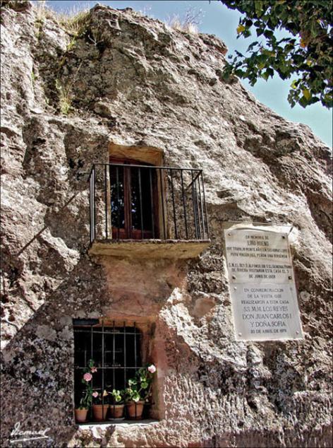 Casa de piedra alcolea del pinar - Casa de piedra porcuna ...