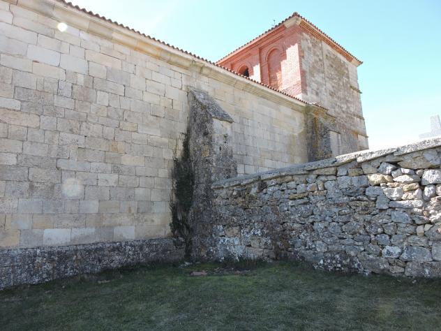 La fachada norte de buena piedra de siller a villanueva - Piedra de silleria ...