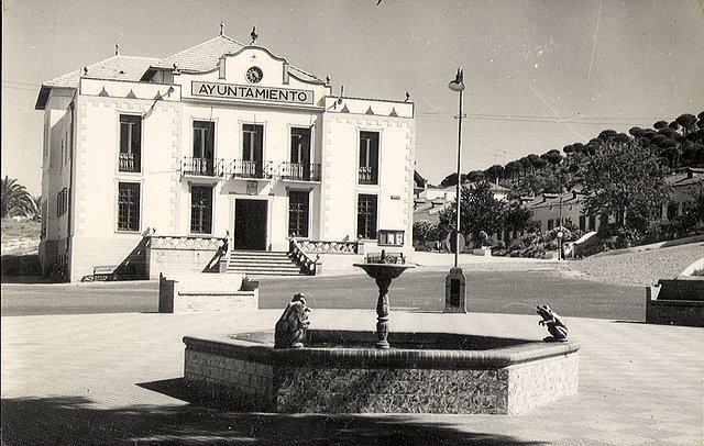Antiguo ayuntamiento minas de riotinto for Ayuntamiento de villel de mesa