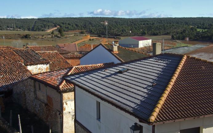 tejados fr os blacos soria On tejados frios
