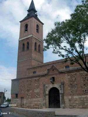Entrada iglesia daganzo de arriba - Daganzo de arriba ...