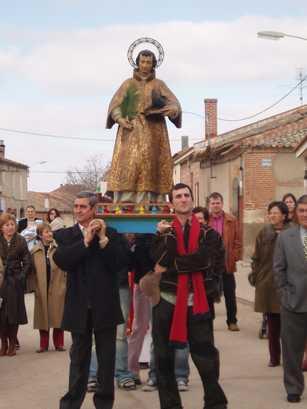 Fiesta del patr n 2006 san vicente del palacio - San vicente del palacio ...