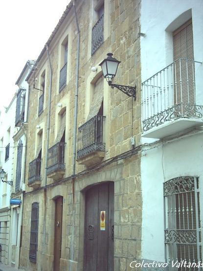 Casa se orial en piedra siller a calle nogueruela - El escondite calle villanueva ...