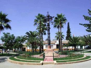 Plaza del llano rociana del condado - Fotos antiguas de rociana del condado ...