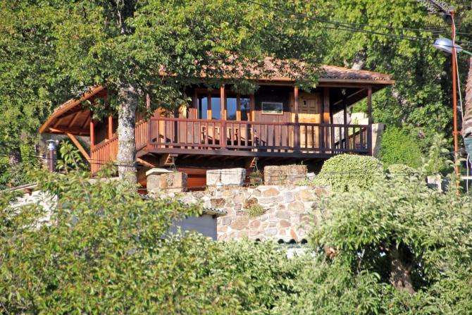 Casa de madera sabero for Foro casas de madera