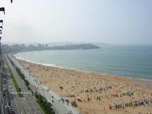 Playa se san lorenzo gijon asturias - El tiempo gijon detallado ...
