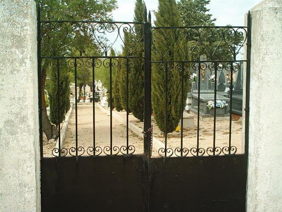 Cementerio Las Puertas Del Otro Barrio Alcazar Del Rey