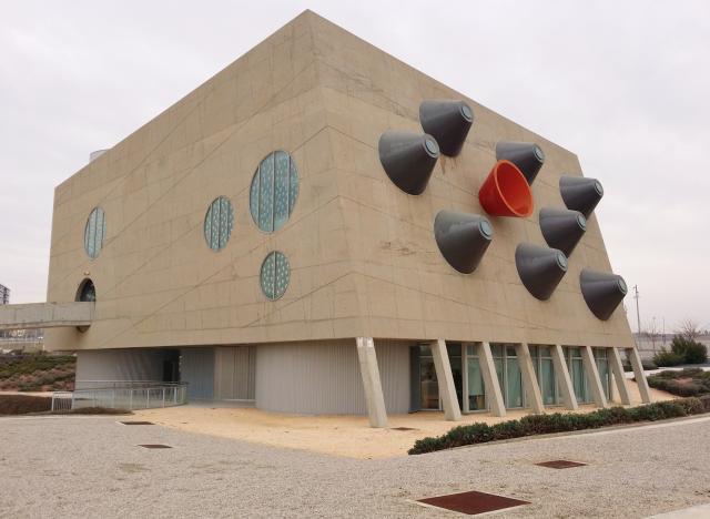 Centro de urbanismo sostenible cus zaragoza for Dormir en zaragoza centro