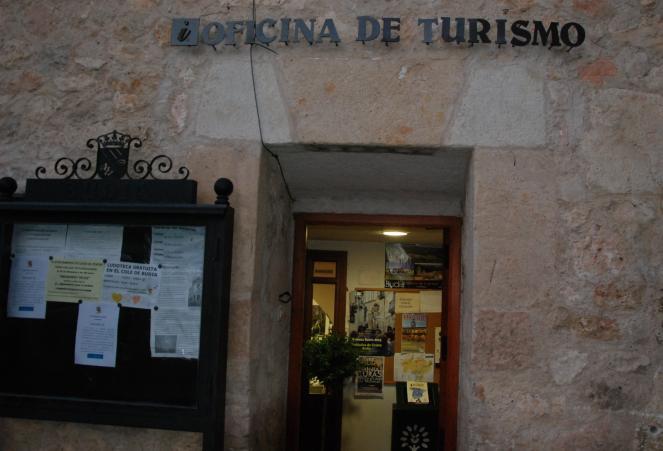 oficina de turismo budia guadalajara