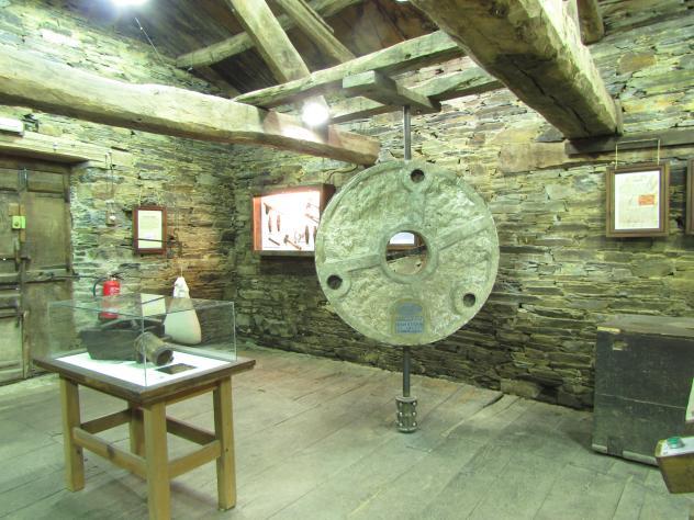 Museo Molinos Mazonovo Piedra La Ferté, TARAMUNDI (Asturias)