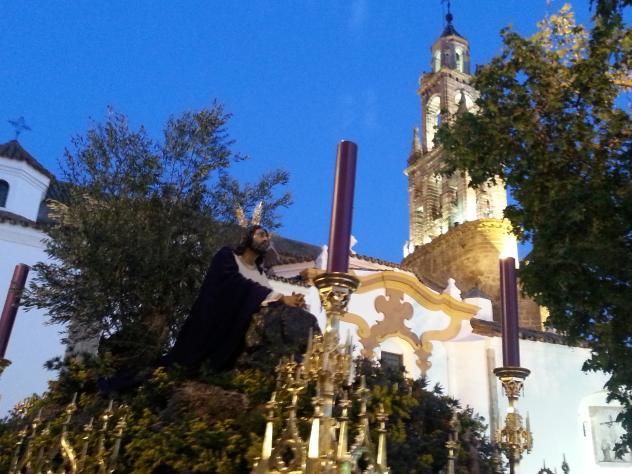Oración en el Huerto por la Plaza de San Juan , HINOJOSA DEL DUQUE