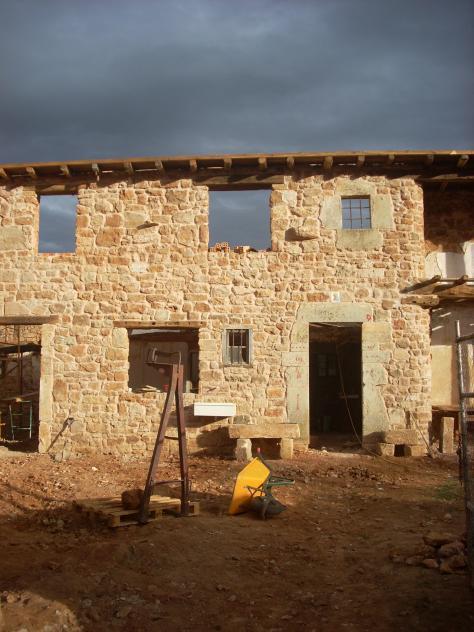 La renovaci n necesaria colmenares for Renovacion de casas viejas