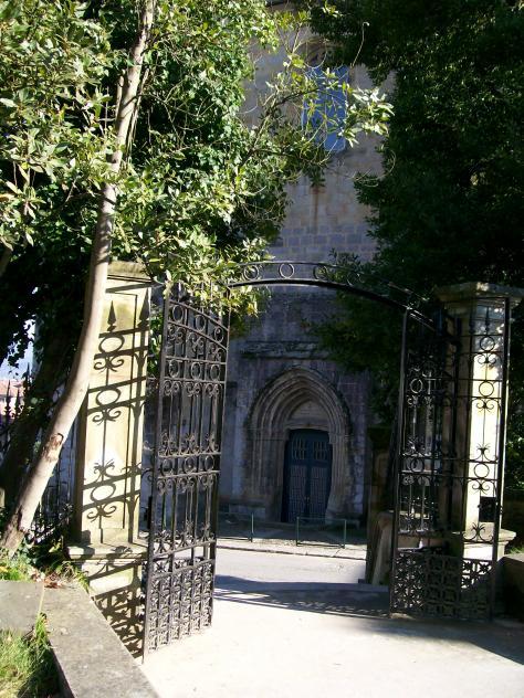 Puerta de santa mar a desde el parque gernika lumo - El tiempo gernika lumo ...
