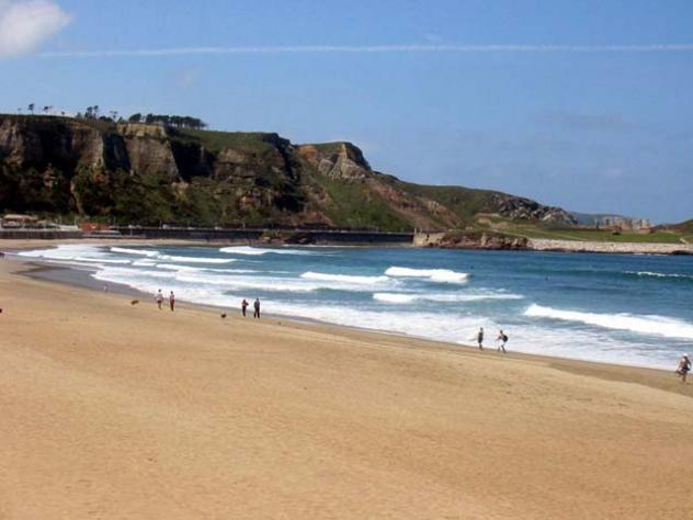 Playa 1 foto armando salinas asturias - Hotel salinas asturias ...