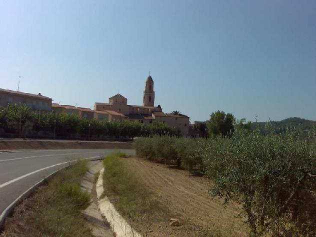 Desde la carretera bonastre tarragona - Bonastre tarragona ...