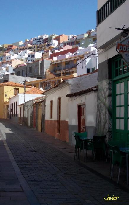San Sebastian de la Gomer Spain  city images : Hacia al barrio alto, SAN SEBASTIAN DE LA GOMERA
