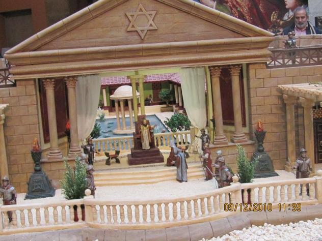 Palacio de herodes santiuste de san juan bautista - Figuritas para el belen ...