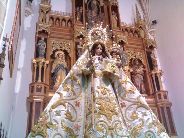 Fiesta local de la Virgen de la Antigua 2009, HINOJOSA DEL DUQUE