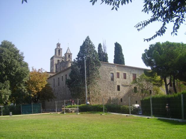 Aspecto de la iglesia sant cugat del valles - Temperatura actual en sant cugat del valles ...