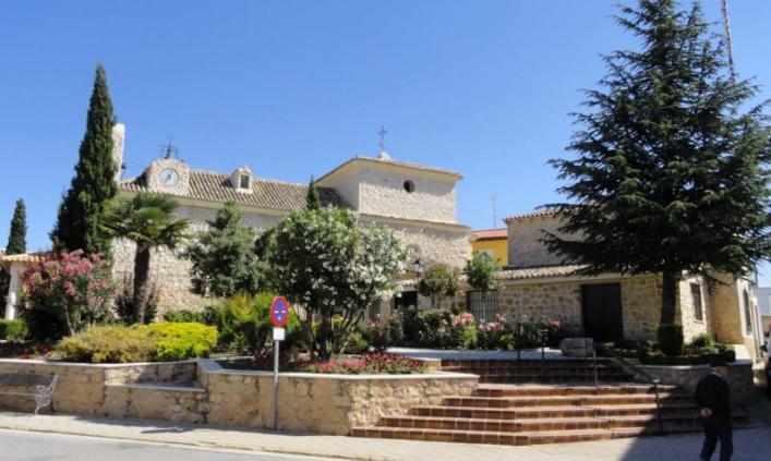 Ermita de san ant n corral de almaguer - Corral de almaguer fotos ...