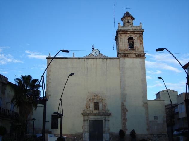 Iglesia parroquial torreblanca - El tiempo torreblanca castellon ...