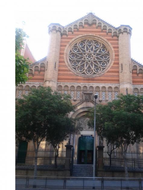 Resultado de imagen de los claretianos barcelona