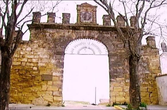 Puerta del castillo montilla for Puerta 4 del jockey