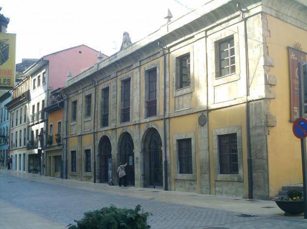Oficina de turismo antigua carcel aviles asturias for Oficina turismo asturias