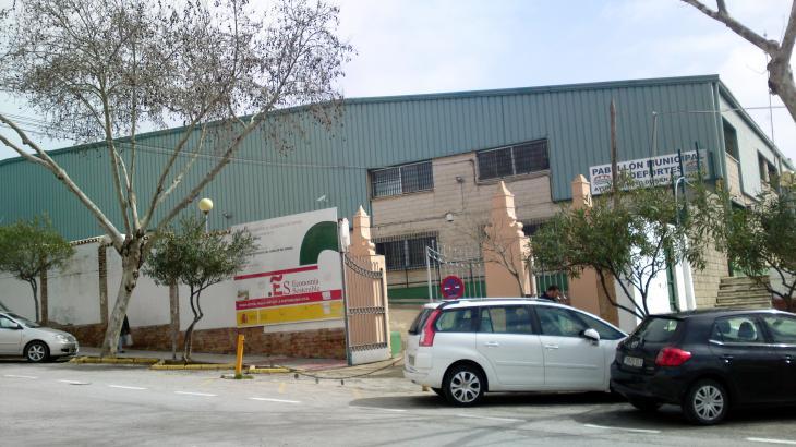 Pabell n municipal de deportes san fernando - Pabellon de deportes de madrid ...
