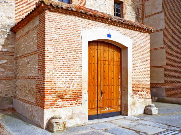 Puerta de iglesia rapariegos for Puerta 7 campo de mayo