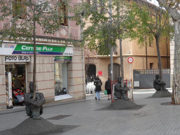Plaza de la villa sant feliu de llobregat - El tiempo sant feliu de llobregat ...
