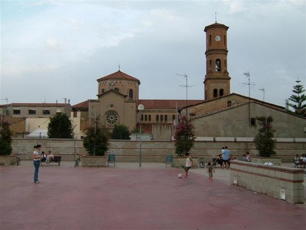 Parque e iglesia parroquial sant feliu de llobregat - Temperatura sant feliu de llobregat ...