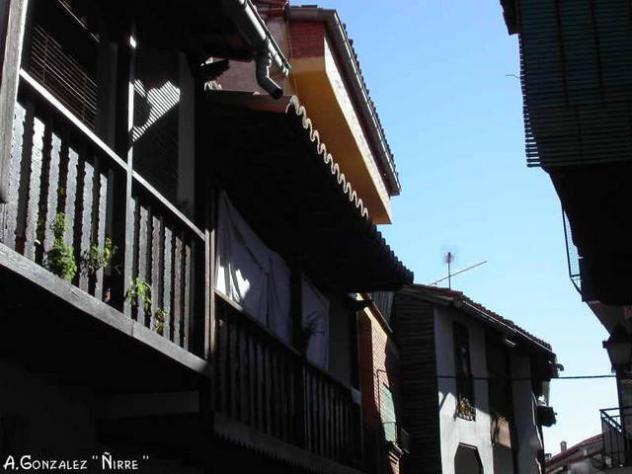 Balcones de madera valverde de la vera - Balcones de madera ...