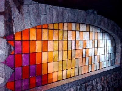 Vidrieras de colores arantzazu - Vidrieras de colores ...