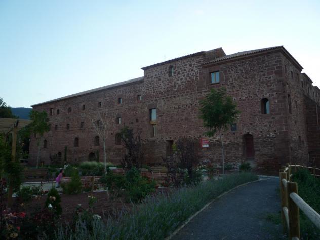 Jardines del convento gotor zaragoza for Jardin del convento