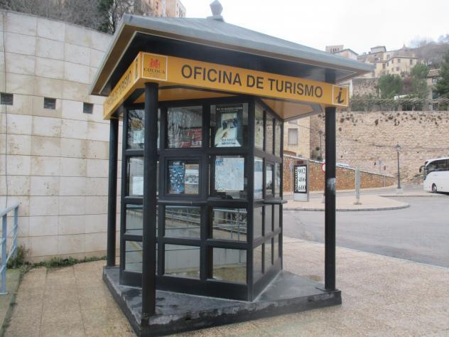 Oficina de turismo junto al auditorio cuenca for Oficina de turismo cuenca