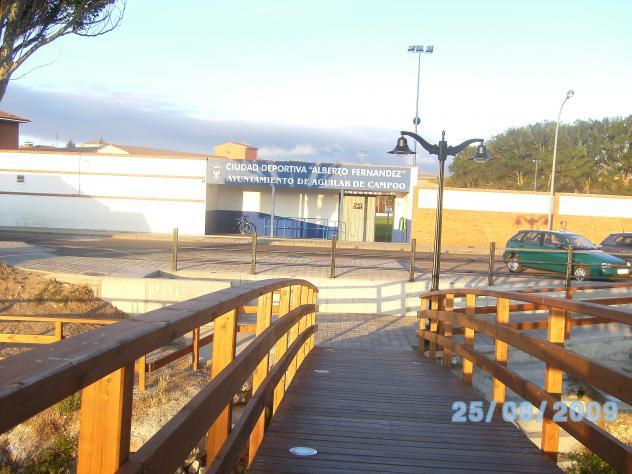 Ciudad deportiva aguilar de campoo for Puerta 8 ciudad deportiva