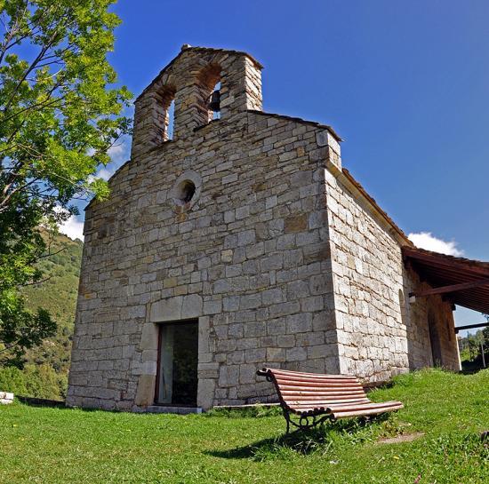 Ermita de Santa Magdalena, PARDINES (Gerona)