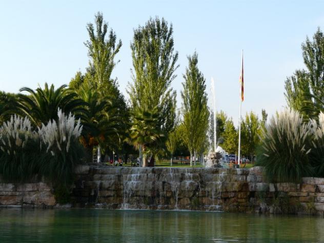 Lago parc de les morisques sant quirze del valles - El tiempo en sant quirze ...