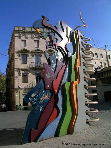 Escultura moderna figueras figueres - El tiempo en figueres ...