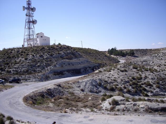Antena galera granada for Antenas parabolicas en granada