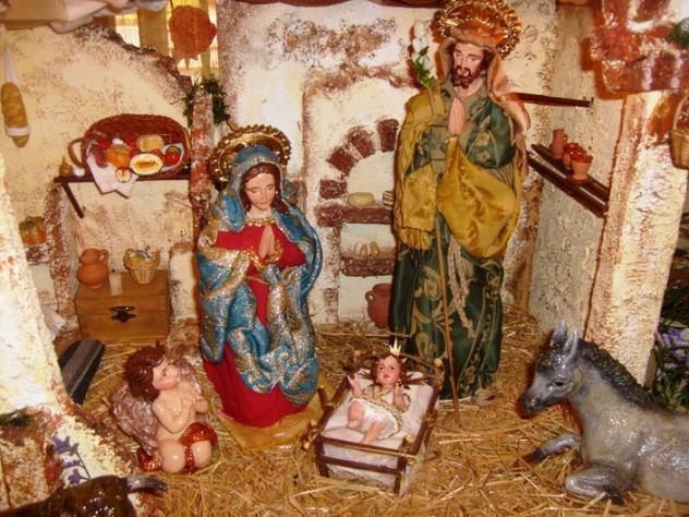 adoración del niño Jesús, HINOJOSA DEL DUQUE