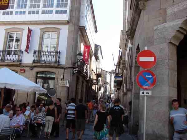 Calle santiago de compostela - Calle santiago madrid ...