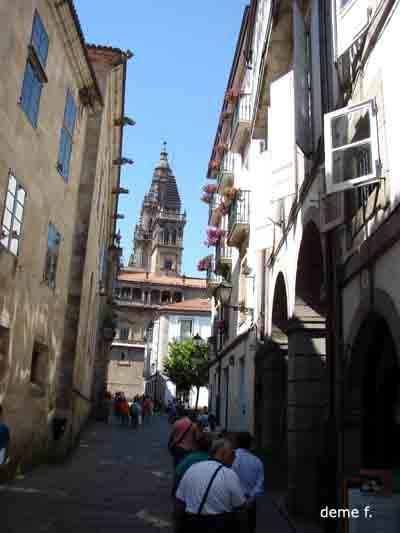 Calle torre santiago de compostela - Calle santiago madrid ...