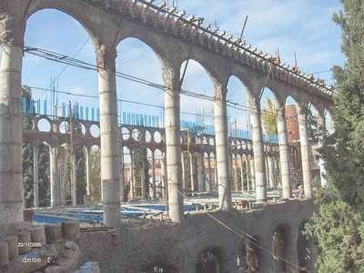 Catedral de don justo segundo piso mejorada del campo for Pisos en mejorada del campo