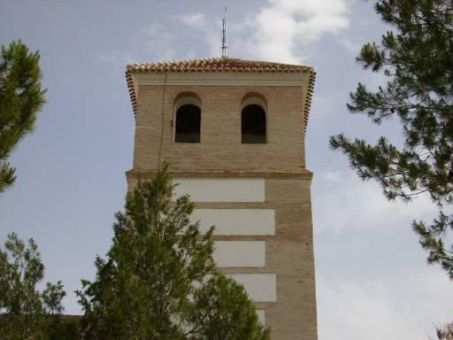 Torre iglesia cortes de baza granada - Baza granada fotos ...