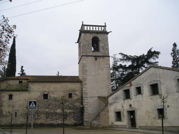 Iglesia de san crist bal lli a de vall - Casas en llica de vall ...