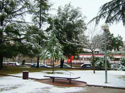 Parque nadal y tren nevada del 28 02 2005 sant feliu de llobregat - Temperatura sant feliu de llobregat ...