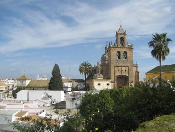 Iglesia de santiago y casas utrera sevilla for Alquiler de casas en utrera sevilla