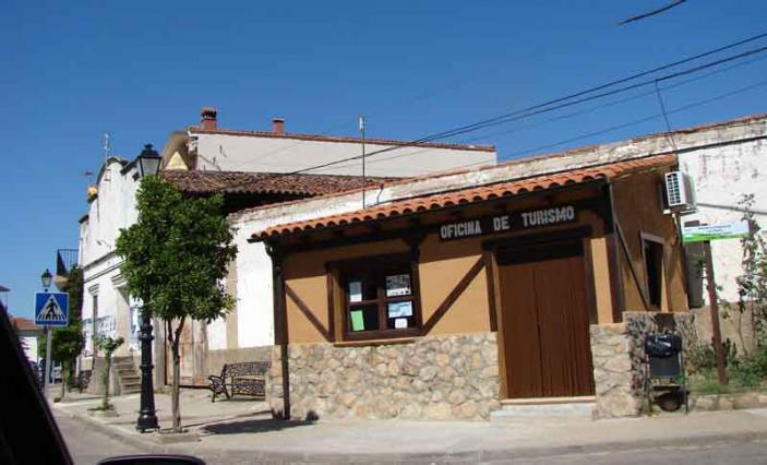 Oficina turismo jerte c ceres for Oficina de turismo de caceres